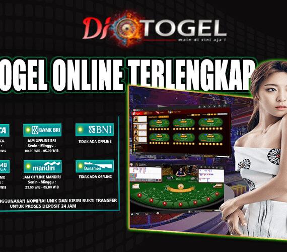 Survei Dapat Duit : permainan Judi Togel Online